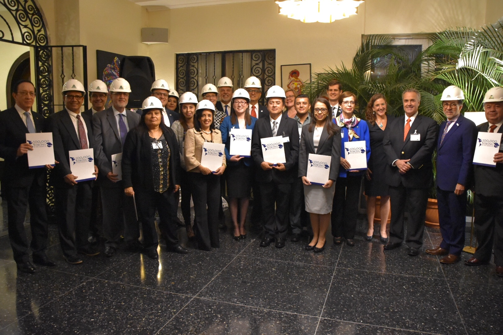 Oct. 30, 2019 - Guatemala City, Guatemala - Winners Announcement Event, Grant Competition #27 (Cementos Progreso and U.S. Department of State)